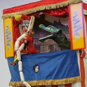 Prof James' Lockdown Punch and Judy Show 2020