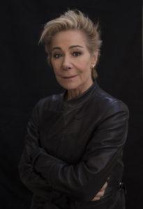 Zoë Wanamaker CBE by Jillian Edelstein Feb 2020