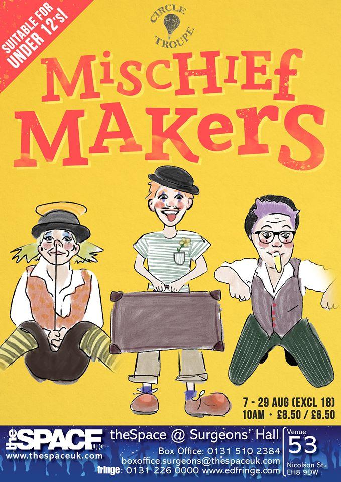 Mischief Makers Artwork