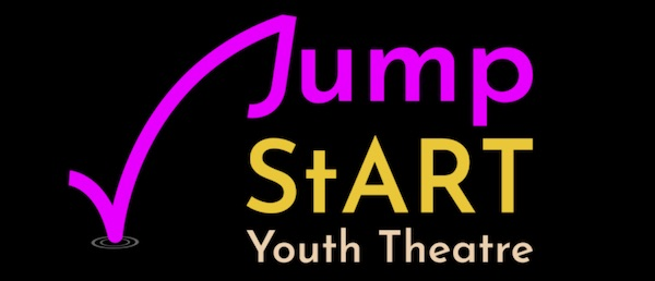 Jump StART Youth Theatre logo