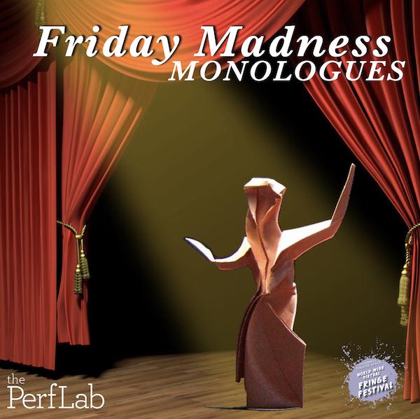 Friday Madness Monologues: Tic Tac Toe and Escritorio Thumbnail