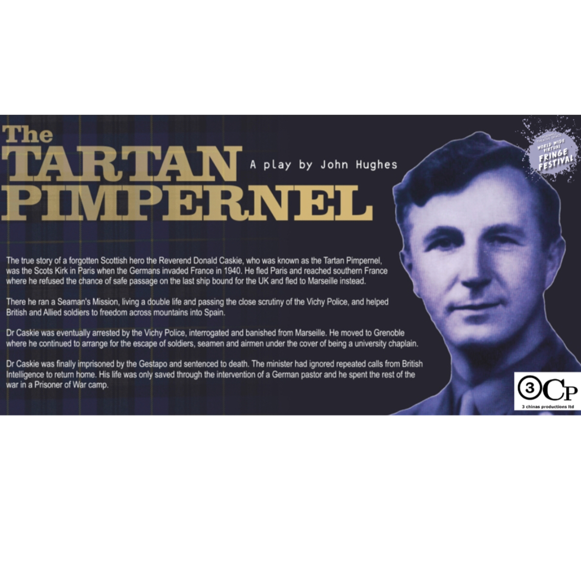 The Tartan Pimpernel Artwork