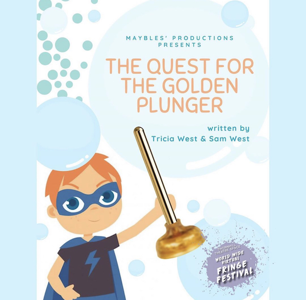 The Quest for the Golden Plunger Thumbnail