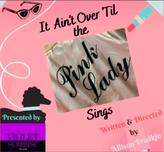 It Ain't Over 'Til The Pink Lady Sings Thumbnail