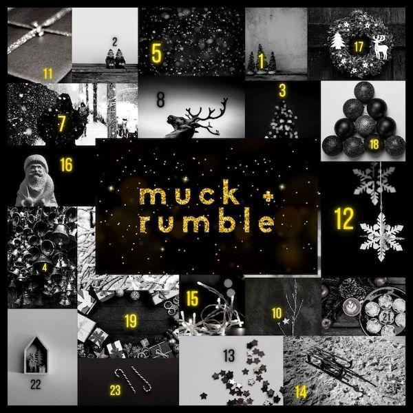 Muck + Rumble Advent Calendar