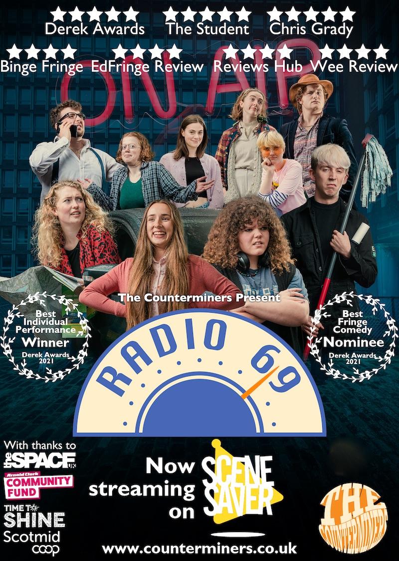Radio 69 Artwork