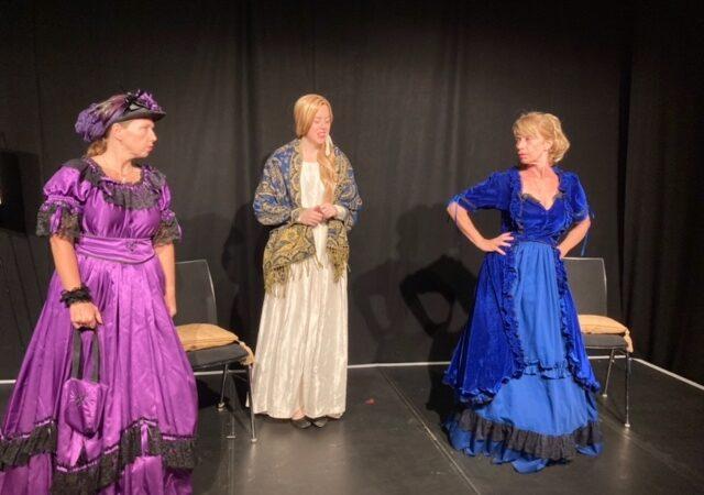 Rosetti's Women on stage at Edinburgh Fringe