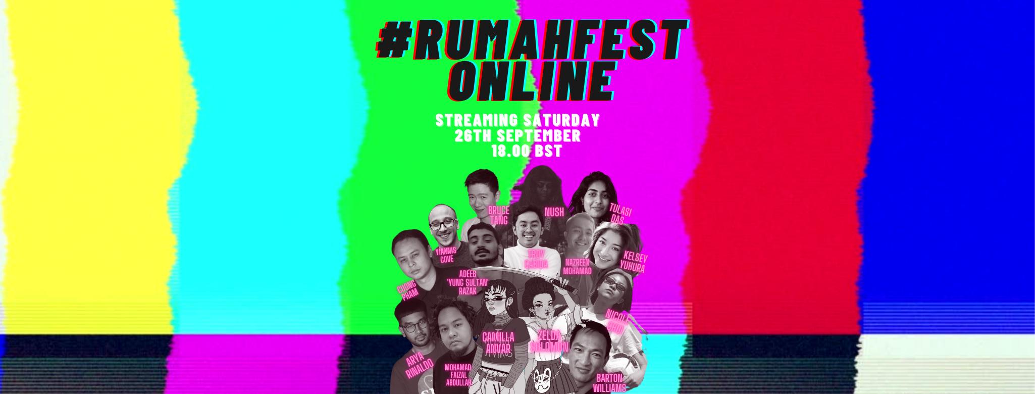 RUMAHfest Online 2020 Thumbnail