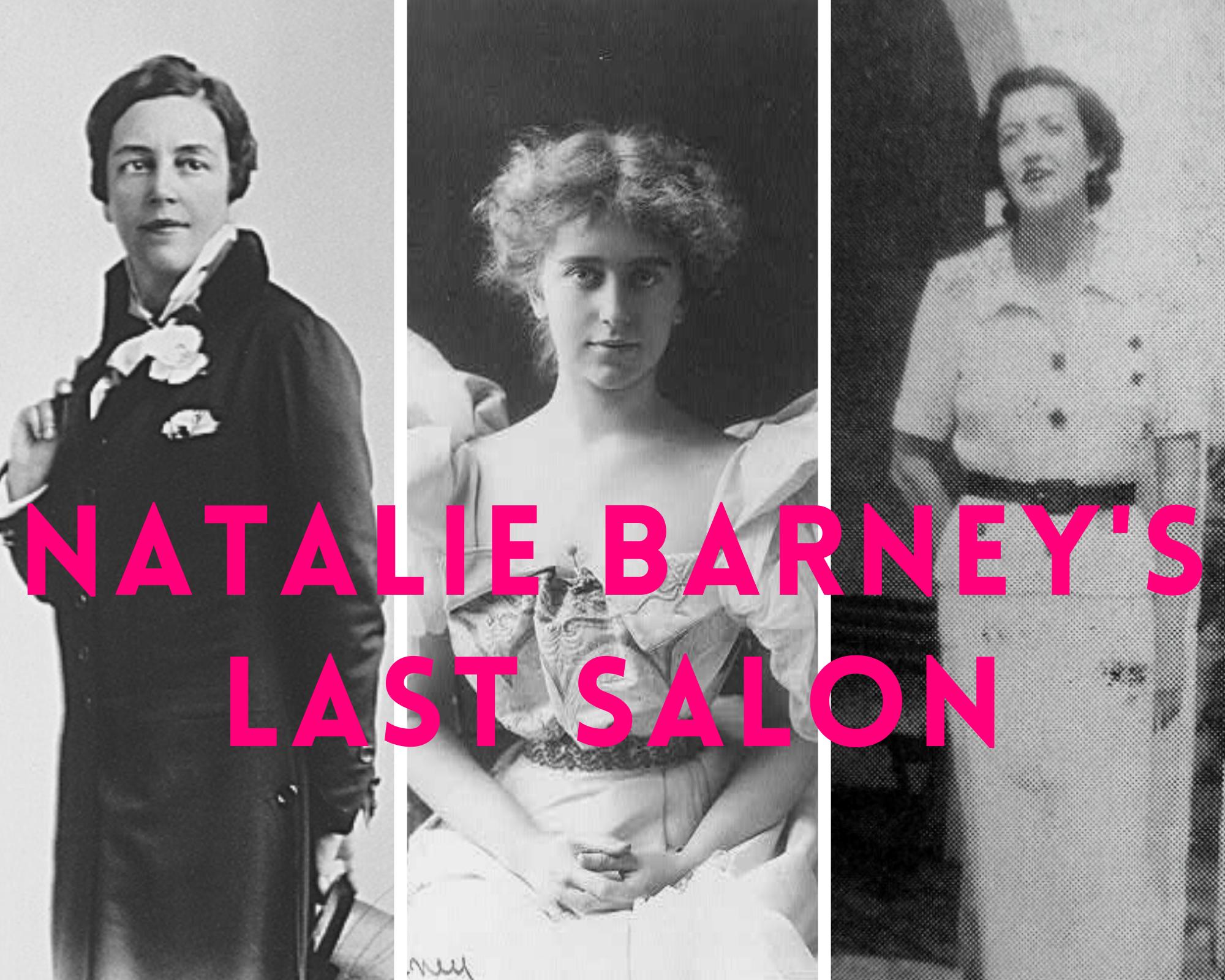 Natalie Barney's Last Salon Thumbnail