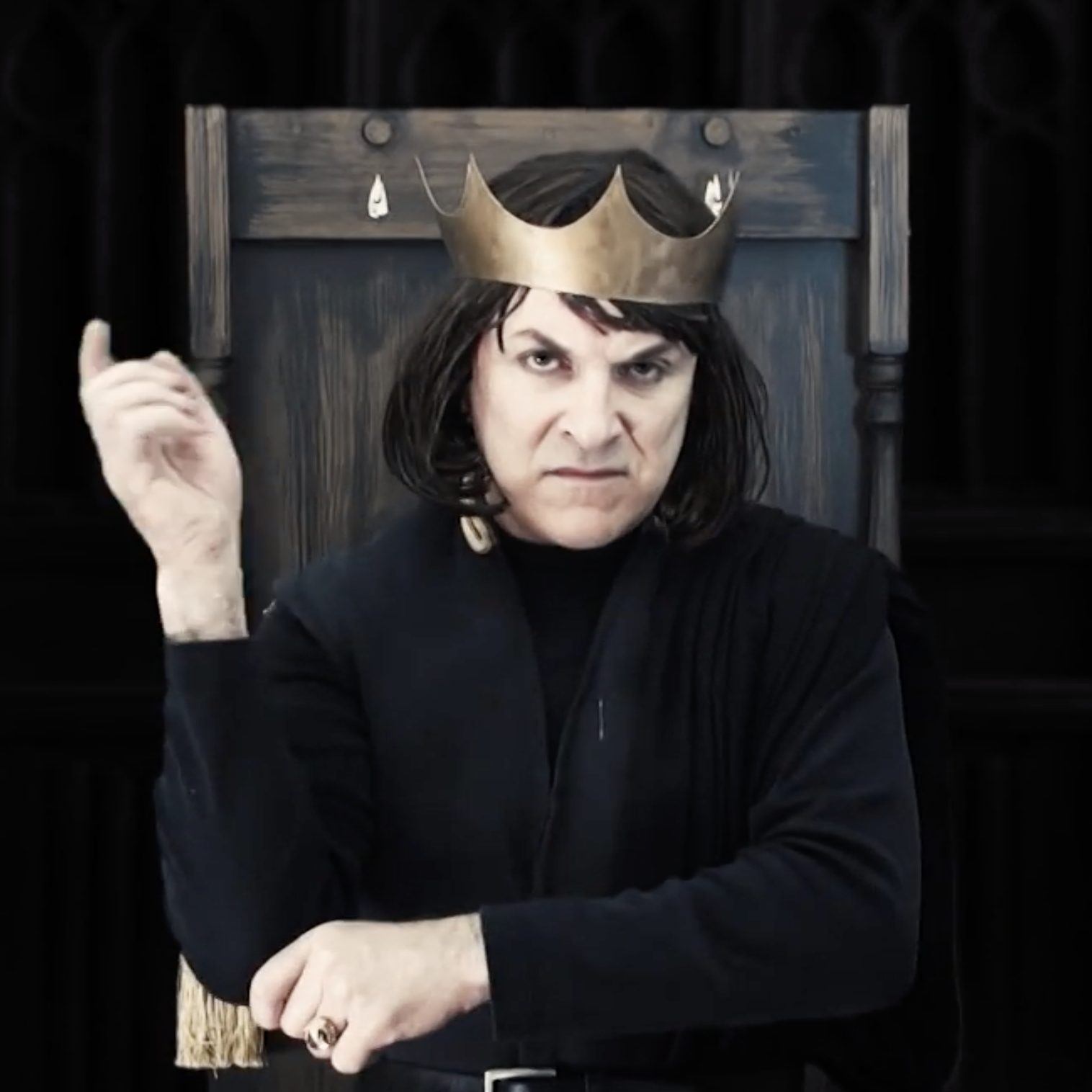The Travesty of Richard III Thumbnail