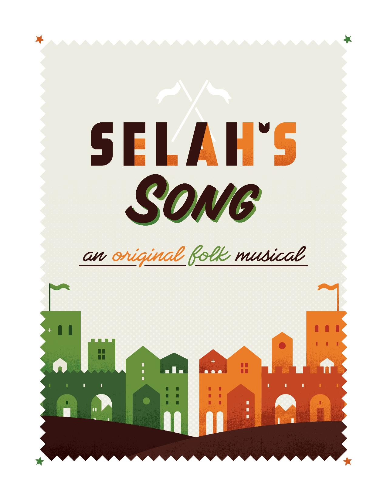 "A Night with the Cast and Creatives of ""Selah's Song"" Artwork"