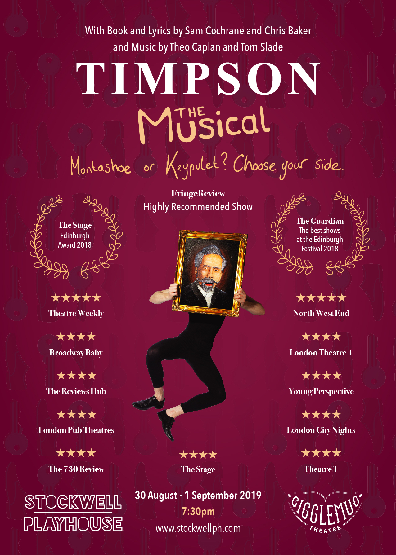 Timpson: The Musical Artwork
