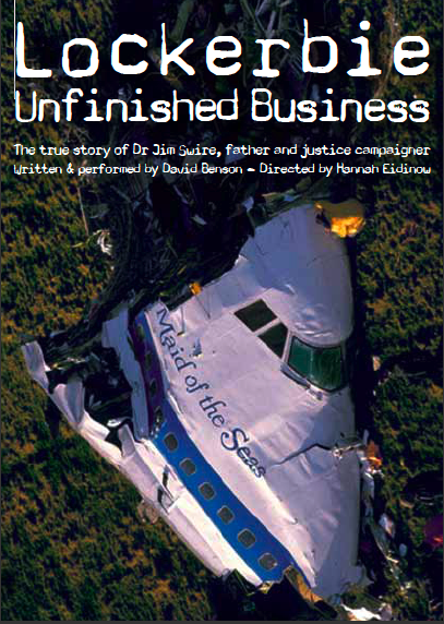 Lockerbie: Unfinished Business Artwork