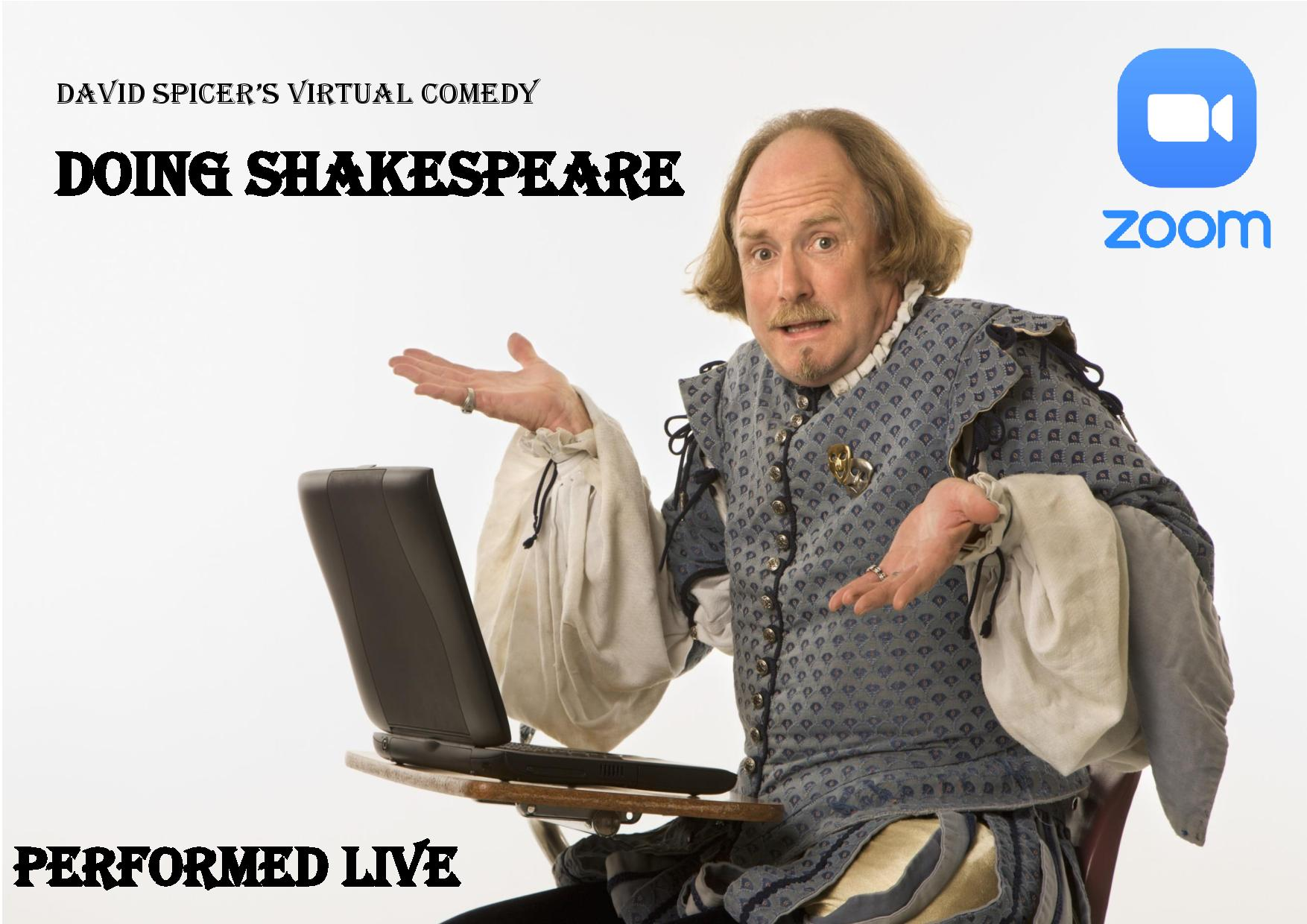 DOING SHAKESPEARE Thumbnail