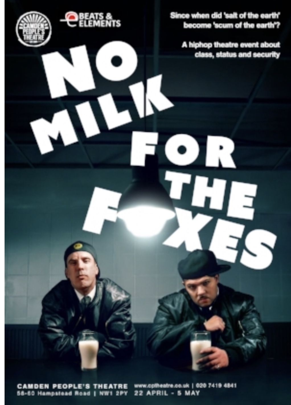 No Milk For The Foxes Thumbnail