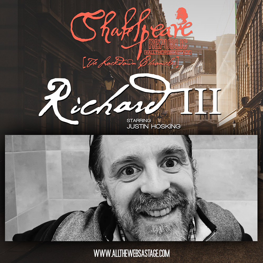 Shakespeare Republic: Richard III, Richard III Thumbnail