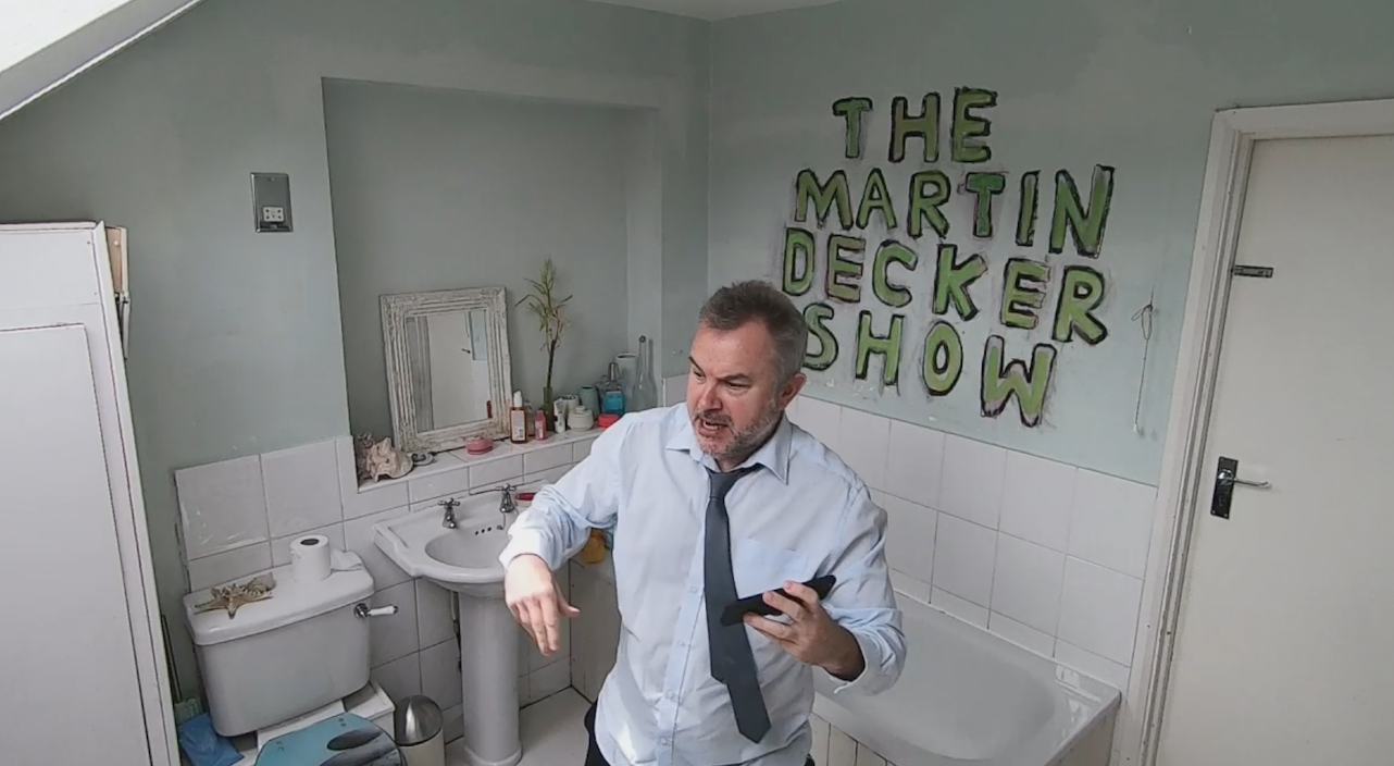 The Martin Decker Show – Episode 1 Thumbnail
