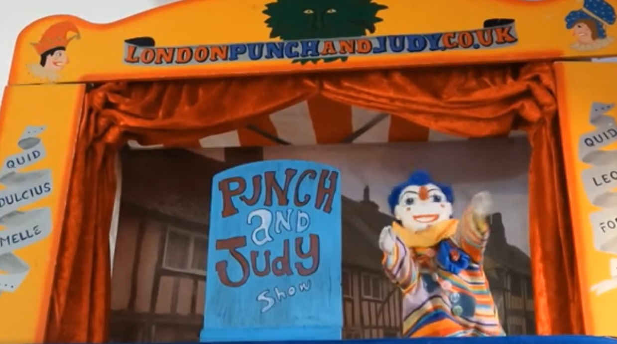 Punch and Judy Christmas Special Thumbnail