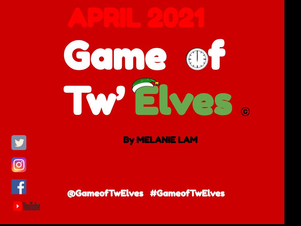 Game of Tw'Elves : 4.0 April 2021 Thumbnail
