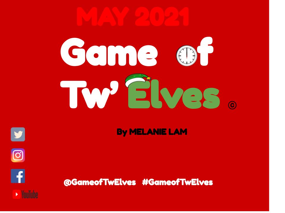 Game of Tw'Elves : 5.0 May 2021 Thumbnail