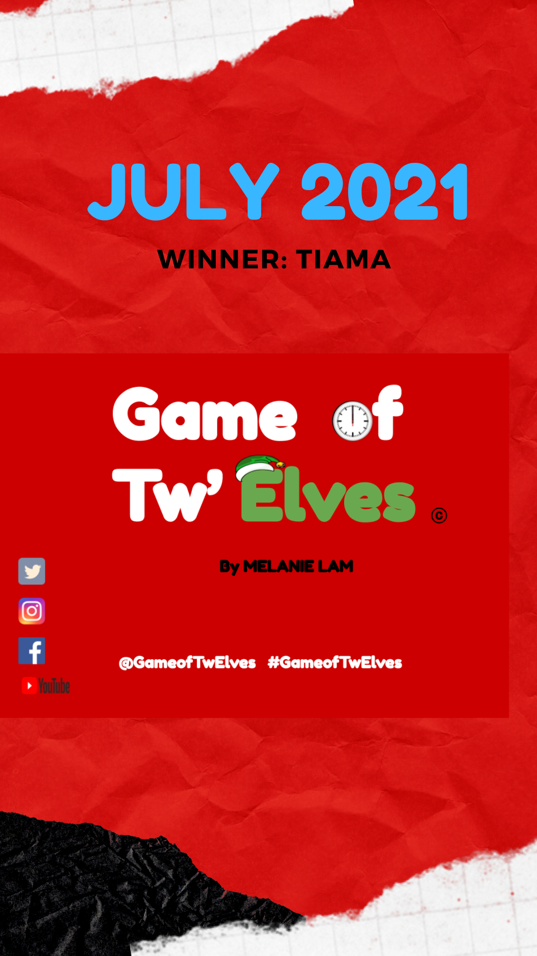 Game of Tw'Elves : 7.0 QUIZ SHOW July 2021 Thumbnail