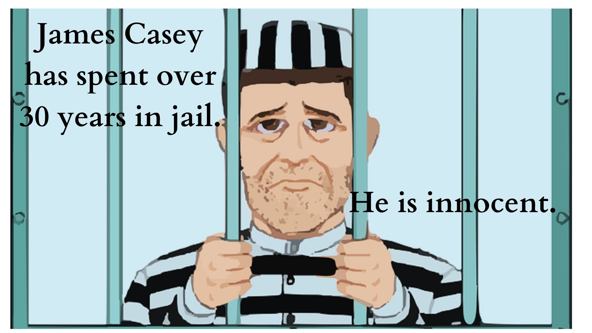 James Casey is Innocent. The Judge's Misdirection. Thumbnail
