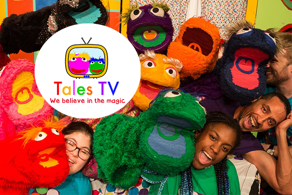 Tales TV – Learn about shapes with Blurgh | Sign and Sing along with Tales TV Thumbnail