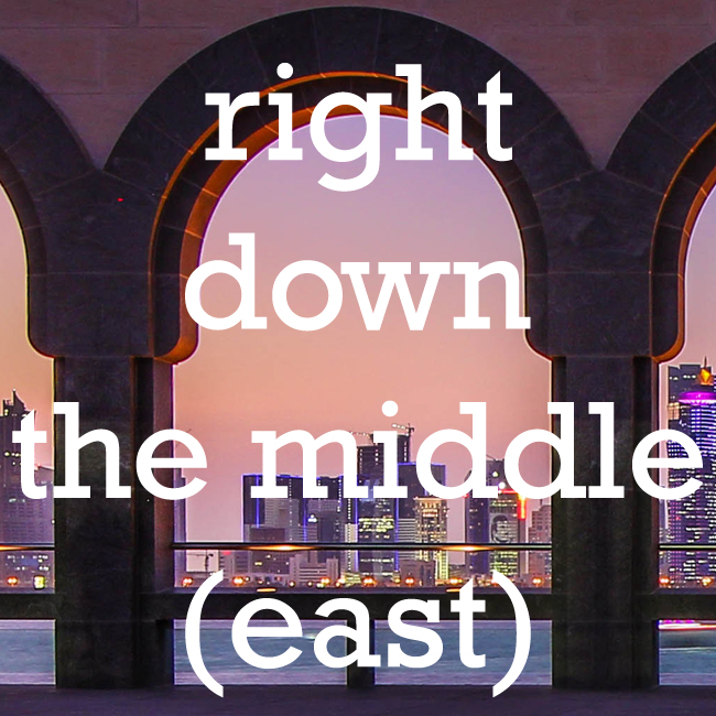 Right Down The Middle (East) Thumbnail
