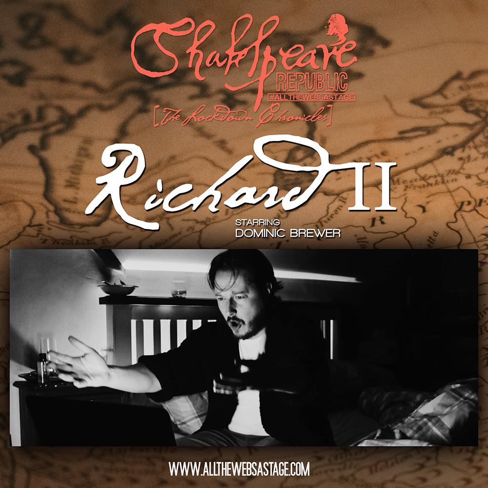 Shakespeare Republic: Richard II, Richard II Thumbnail