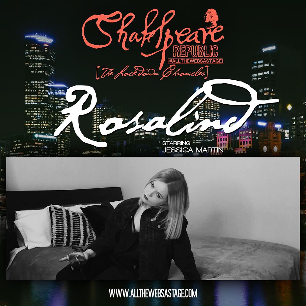 Shakespeare Republic: Rosalind (As You Like It) Thumbnail