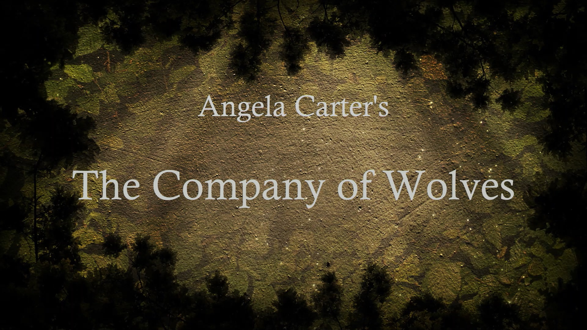 Angela Carter's 'The Company of Wolves' – Full Readthrough Thumbnail