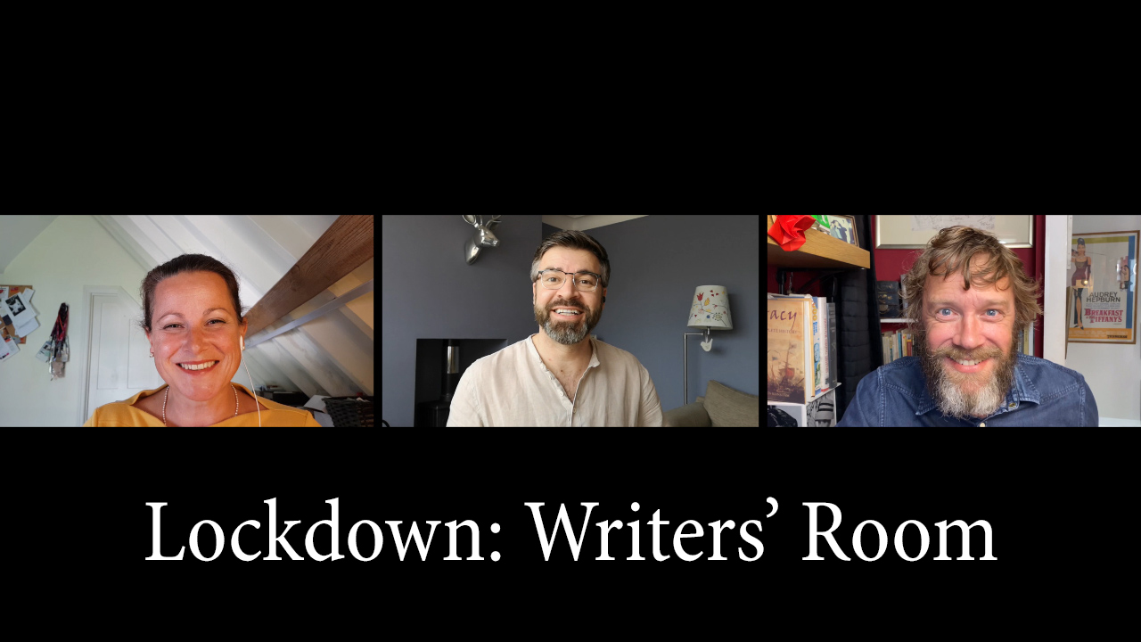Lockdown: Writers' Room Thumbnail