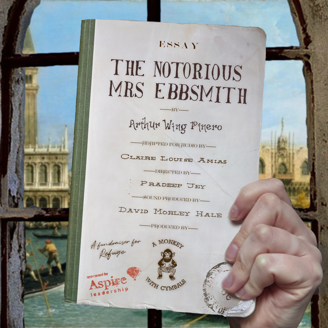 The Notorious Mrs Ebbsmith by Arthur Wing Pinero Thumbnail
