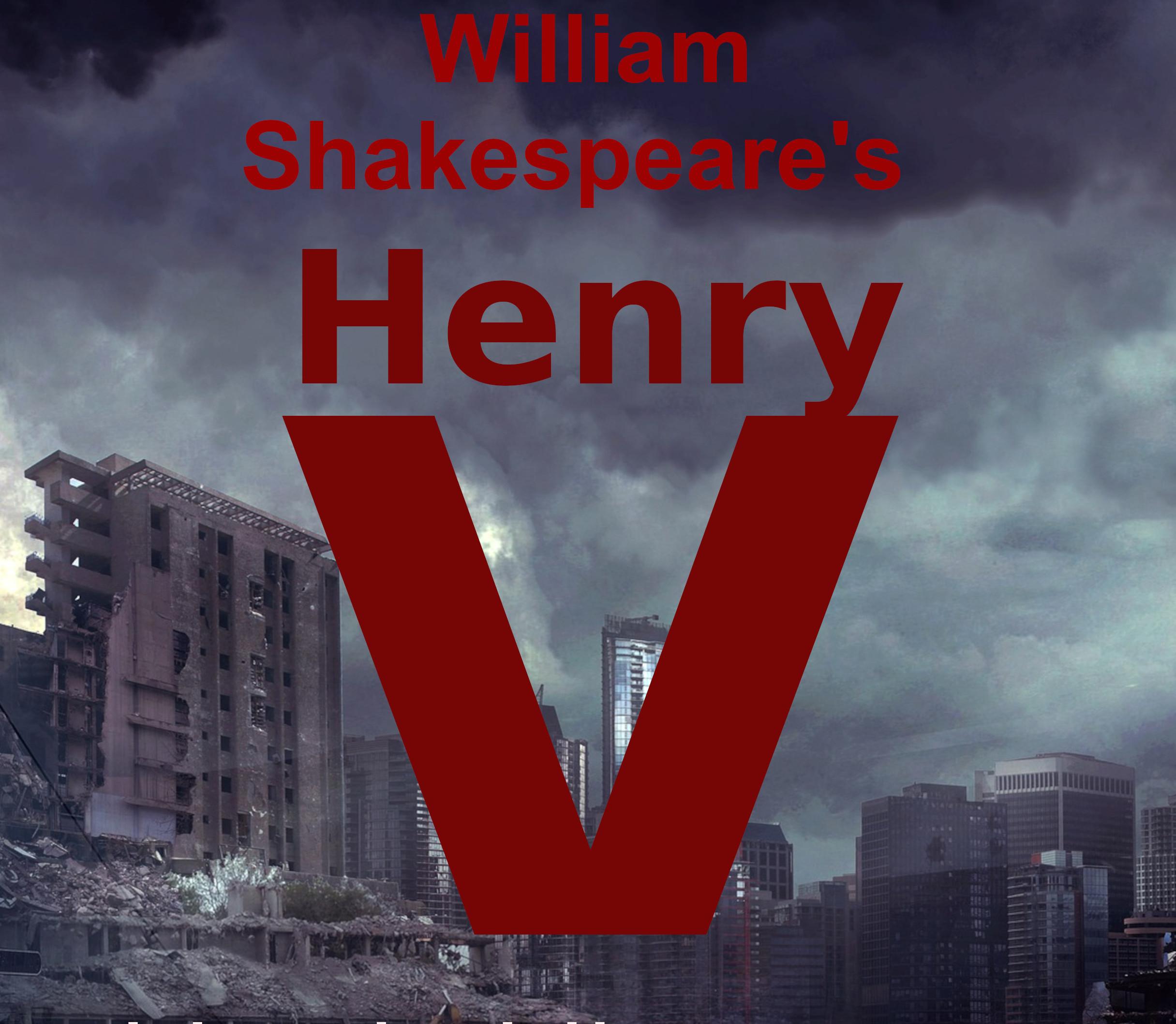 William Shakespeare's Henry V Thumbnail